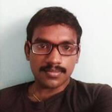 Профіль користувача Pasalapudi