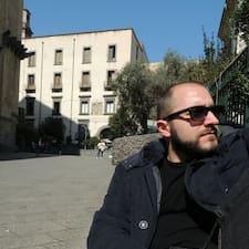 Perfil do utilizador de Giuseppe A.