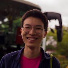 Zheyu felhasználói profilja