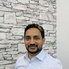 Shesh Rao User Profile