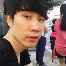 Perfil de usuario de Wooseok