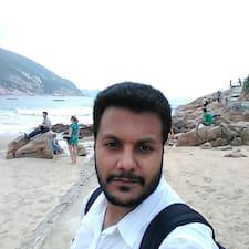Bikram User Profile
