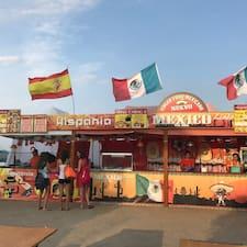 Henkilön Cucina Mexicana käyttäjäprofiili