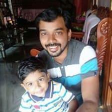 Användarprofil för Aravind