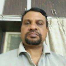 Gebruikersprofiel Madhubalan