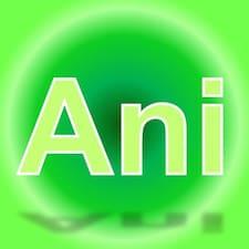 Henkilön Anirban käyttäjäprofiili