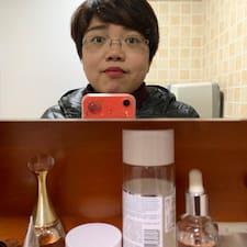 Perfil do usuário de 婷