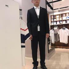 培阳 User Profile