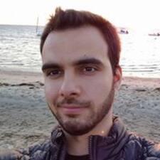Toni User Profile