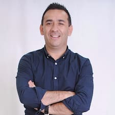 JAVIER EDUARDO felhasználói profilja