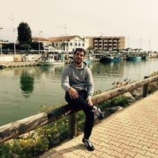 Profil utilisateur de Bachar