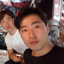 Profil utilisateur de Juhyung