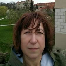 Profilo utente di Volha