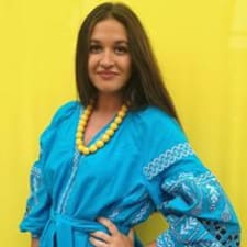 Sveta felhasználói profilja