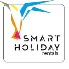 Profil korisnika Smart Home Rentals
