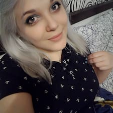 Профіль користувача Татьяна