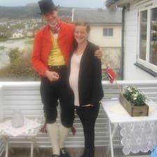 Møyfrid & Kristian Brugerprofil