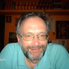 Användarprofil för Joachim