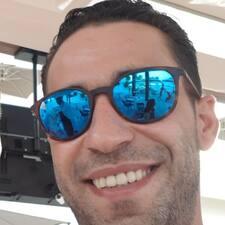 Moez felhasználói profilja