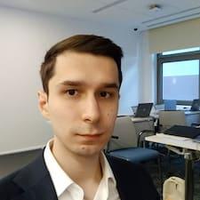 Расуль Brugerprofil
