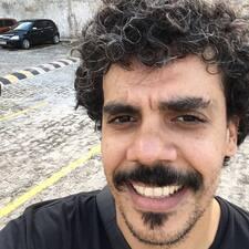 Perfil do utilizador de Sérgio