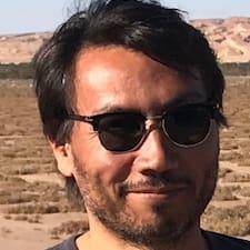 Perfil do utilizador de André