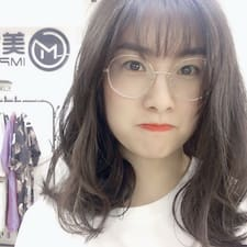 Huan felhasználói profilja