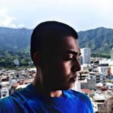 Användarprofil för Camilo