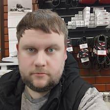 Profil utilisateur de Павел