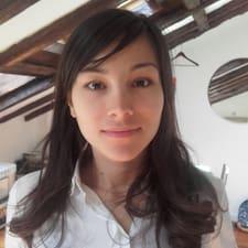 Profil Pengguna Maria Stella
