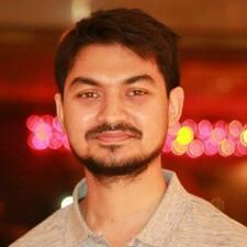Sarkar felhasználói profilja