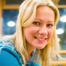 Ivanna User Profile