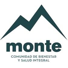 Monte felhasználói profilja