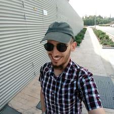 Rafa felhasználói profilja