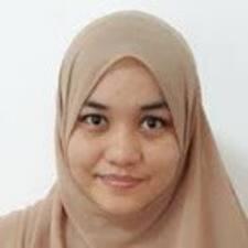 Perfil de usuario de Siti Hajjar