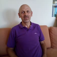 Profil utilisateur de Grigorios