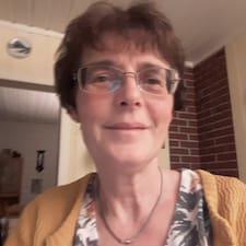 Användarprofil för Christine