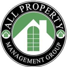 Henkilön Propertymanager käyttäjäprofiili
