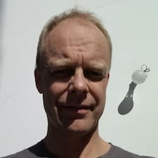 Henkilön Lars käyttäjäprofiili