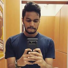 Omkar felhasználói profilja