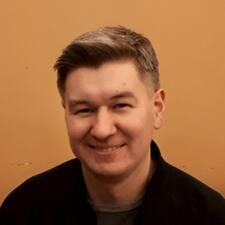 Användarprofil för Aleksei