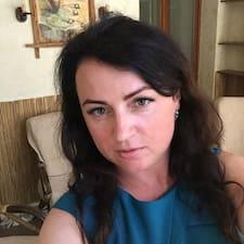 Henkilön Оксана, Светлана käyttäjäprofiili