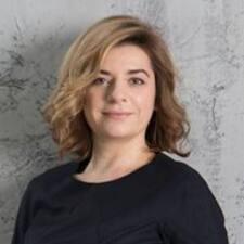Valeriya Brukerprofil