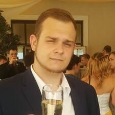 Profil utilisateur de Aliaksei