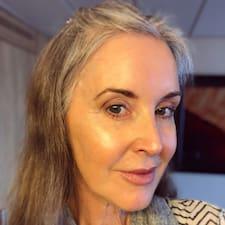 Henkilön Sharon käyttäjäprofiili