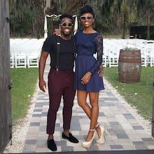 Cortez & Jessica Brugerprofil