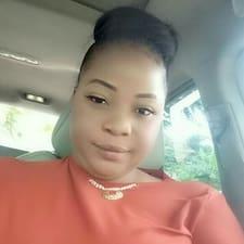 Profil utilisateur de Yewande