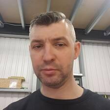 Användarprofil för Jaroslaw