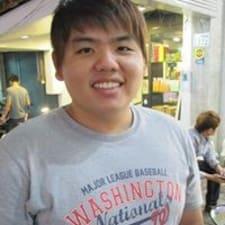 振瑋 User Profile