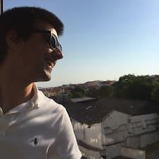 Profil utilisateur de Tiago
